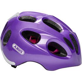 ABUS Youn-I Casque Enfant, sparkling purple